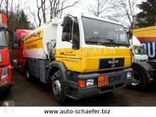 MAN tanker truck 18.220/ Tank 13000 L.