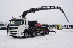 Ciężarówka Volvo FM 400 / E 5 / SKRZYNIOWY + HDS