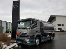Mercedes tanker truck Antos Antos 1830L 14.000 Ltr/2 Kammern Lindner&Fischer