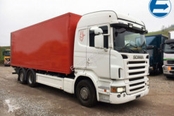 Camion Scania R500 LB 6x2 fourgon occasion