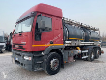 Iveco tanker truck Eurotech