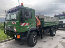 MAN LE 10.180 truck used tipper