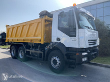 Kamión korba Iveco Trakker 450