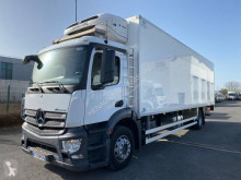 Mercedes mono temperature refrigerated truck Antos 1824