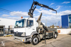 Mercedes Atego 1823 truck used hook lift
