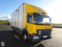 Mercedes Atego 1221 truck used plywood box