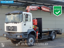 MAN 19.314 truck used flatbed