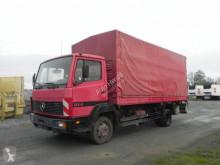 Mercedes tarp truck LN 814 Pritsche LBW