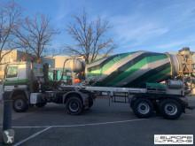 Concrete mixer concrete tractor-trailer De BUF 10M3 - Belgium - Beton - Mix - Concrete