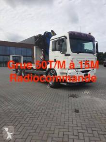 Camion plateau MAN TGA 26.430