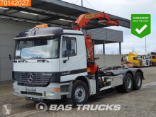 Camion Mercedes Actros 2640 polybenne occasion