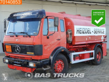 Mercedes tartálykocsi teherautó 1625 V8 Manual Big-Axle Steelsuspension