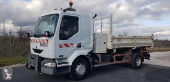 Renault hátra és két oldalra billenő kocsi teherautó Midlum 220.15