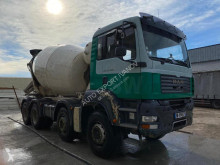 Kamión MAN TGA 35.390 betonárske zariadenie domiešavač ojazdený