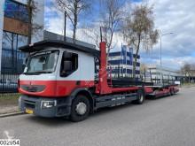 Camión remolque portacoches Renault Premium