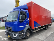 Renault box truck Gamme D 12.210 - STEEL SUSPENSION + LAADKLEP
