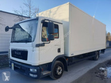 Camion MAN 12.220 LBW, EURO-5 fourgon occasion