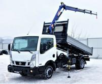Camion Nissan CABSTAR 35.14 NT 400 Kipper 3,60 m + KRAN occasion