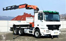 Ciężarówka platforma Mercedes Actros 2641 Pritsche 5,00m+ Kran/FUNK*6x4*