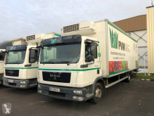 MAN multi temperature refrigerated truck TGL 12.180