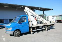 Mercedes aerial platform truck 412D 5 Zyl. 17,5M original-KM