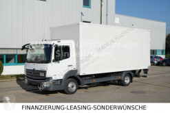 Ciężarówka Mercedes Atego Atego 816 Koffer LBW Spur-Ass Tempomat 3-Sitze furgon używana