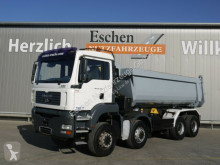 Camión MAN TGA TGA 35.430 8x8BB 19m³ Muldenkipper*Blatt*Manuell volquete usado