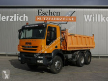 Iveco three-way side tipper truck AD 260 T 41 6x4, Meiller 3-S-Kipper, Manuell, E5
