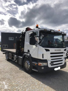 Camion Scania P 93P230 plateau occasion