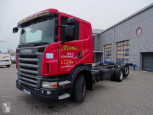 Scania G 400 truck used chassis