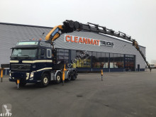 Camion plateau Volvo FH 500