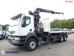 Renault Kerax 440 truck used hook lift