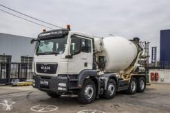 Camion betoniera cu rotor/ Malaxor MAN TGS