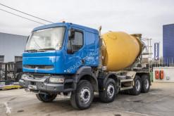 Camión hormigón cuba / Mezclador Renault Kerax 420 DCI