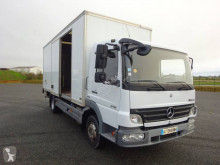 Camion fourgon Mercedes Atego 918 N