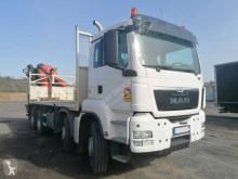Camion platformă standard MAN TGS 33.440