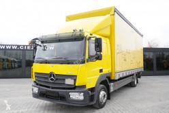 Camion rideaux coulissants (plsc) Mercedes Atego 1227