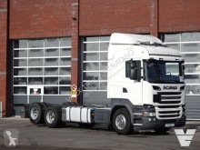 Vrachtwagen chassis Scania R 580