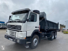 Volvo FM12 380 truck used two-way side tipper
