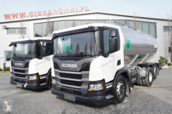 Camion citerne alimentaire Scania P 410