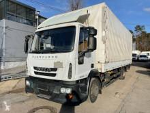 Vrachtwagen Iveco Eurocargo 120 E 25 tweedehands met huifzeil