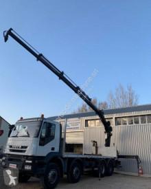 Camión caja abierta Iveco Trakker 340 T 41