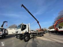 Camión caja abierta Iveco Trakker AD 260 T 36
