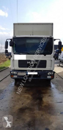 Camion MAN TGL 12.180 furgone usato