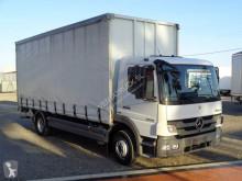 Camión Mercedes Atego 1224 lonas deslizantes (PLFD) usado