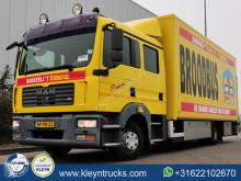 Camión MAN L 90 furgón usado