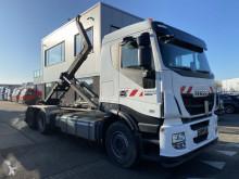 Iveco hook lift truck Stralis 460