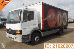 Kamion posuvné závěsy Mercedes Atego 1217