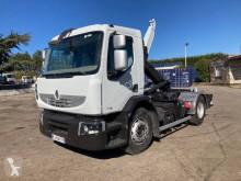 Camión Gancho portacontenedor Renault Premium 370 DXI