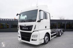 Camión MAN TGX 26.480 BDF usado